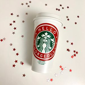Custom Starbucks Cup 16oz for Sale in Rancho Cucamonga, CA