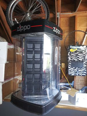 Zippo lighter display case for Sale in San Francisco, CA