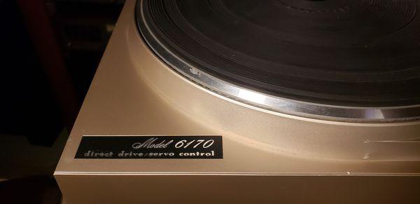 marantz 6170 turntable