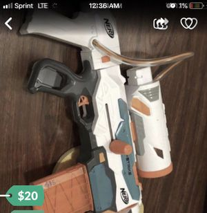 Nerf gun for Sale in Boynton Beach, FL