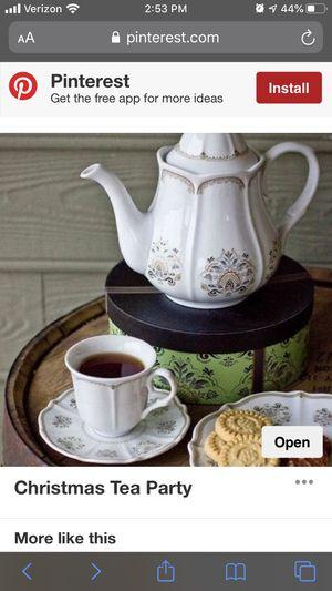 Downton Abbey Tea Set for Sale in San Dimas, CA