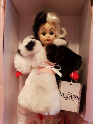Madame Alexander Doll - Cruella Deville for Sale in Spring, TX