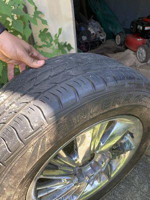 Tires w/ rims for Sale in Nashville, TN