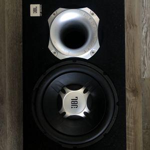 Jbl Subwoofer for Sale in Glendale, AZ