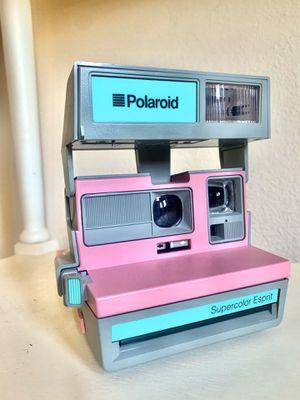 Rare Mint Polaroid Supercolor Espirit Camera for Sale in Danville, CA