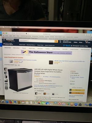Air care Humidifier HD 1409 for Sale in Sun City, AZ