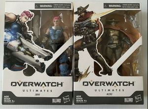 Overwatch Ultimates Series (4) Action Figures Bundle for Sale in Poinciana, FL