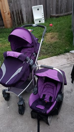 Prinsel baby carriage, booster seat 3 in 1 for Sale in Atascocita, TX