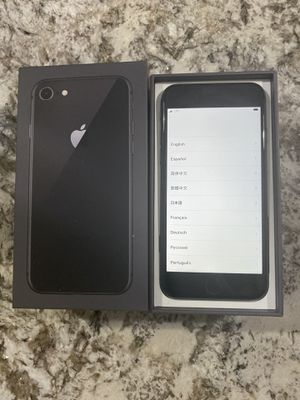 iPhone 8 - 64GB - Space Gray - Unlock for Sale in Saint Charles, MO