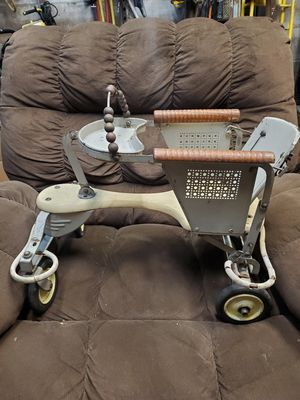 Antique baby walker for Sale in Conneaut, OH