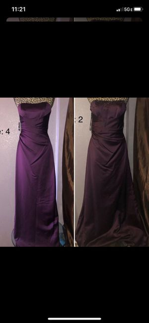 Formal gowns $40 each for Sale in Irwindale, CA