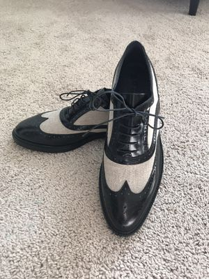 Burberry women oxford leather shoes for Sale in Carmel Hamlet, NY