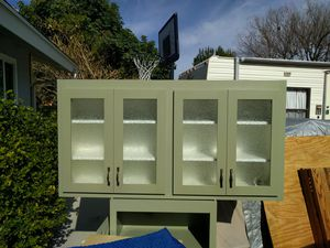 """Cabinet 60"""" x 31 1/2"""" x 12 3/4"""" deep for Sale in Canoga Park, CA"""