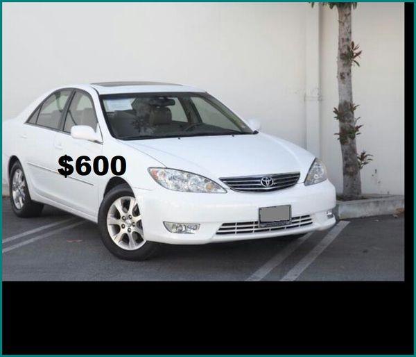 Price$600 Toyota 2002