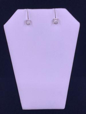Diamond Earrings .25ctw 1.7g 14kt for Sale in Phoenix, AZ