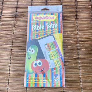 VeggieTales Bible Tabs for Sale in San Antonio, TX