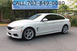 2017 BMW 4 Series for Sale in Fairfax, VA