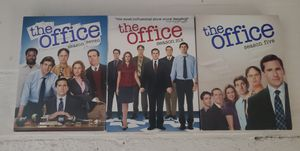 The Office DVDs Seasons 5-7 for Sale in North Attleborough, MA