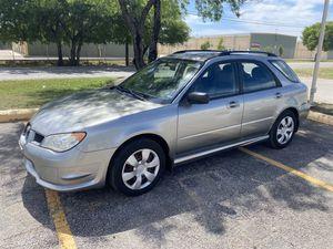 2007 Subaru Impreza Wagon for Sale in San Antonio, TX