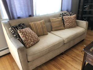 Couch and loveseat for sale for Sale in New York, NY