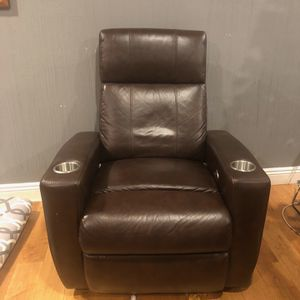 Reclining Leather Chairs for Sale in Tijuana, MX