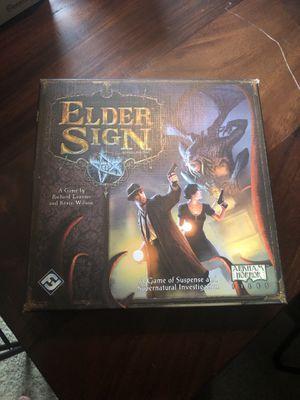 Elder Sign board game for Sale in Austin, TX