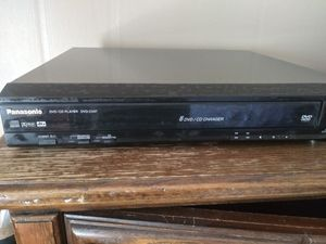 Panasonic 5 DVD/CD changer for Sale in Durham, NC