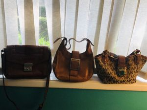 3 Used bags for $120 for Sale in Annandale, VA