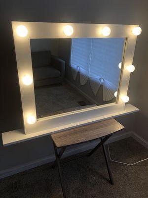 Large Vanity Makeup Mirror for Sale in Atlanta, GA