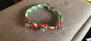 Christmas dog collar for Sale in Alexandria, VA