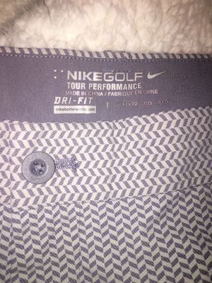 Nike Golf Dri-Fit pants slacks 42x32 for Sale in Bakersfield, CA