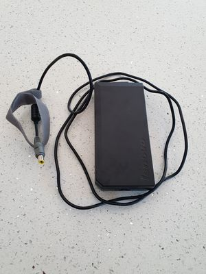 Genuine 20V 8.5A 170W 7.95.5mm Laptop Power Adapter for Lenovo ThinkPad for Sale in Fremont, CA