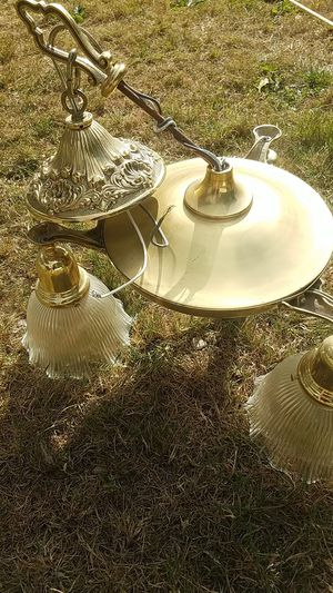 Antique Light Fixture for Sale in Puyallup, WA