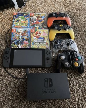 Nintendo switch bundle for Sale in Washington, DC