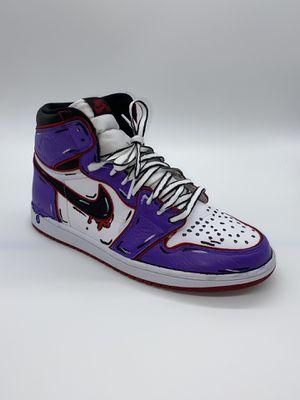 Jordan 1 Bloodline Custom for Sale in San Antonio, TX