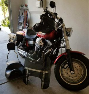 2008 DYNA Fat Bob Harley Motorcycle for Sale in Oroville, CA