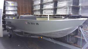 16ft alumacraft v vhaul boat for Sale in Bristol, PA