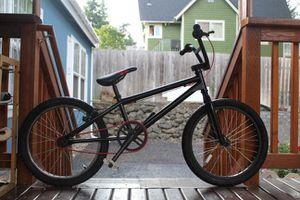 Redline bmx bike with brake for Sale in Bonney Lake, WA