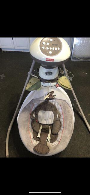 Baby swing for Sale in Riverside, CA