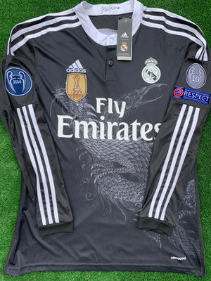 8e52c542e 2014/15 Real Madrid 3rd Kit soccer jersey RONALDO for Sale in Brentwood, NC