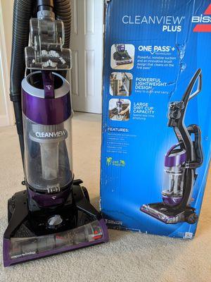 Bissell Cleanview Plus Purple Vacuum for Sale in Arlington, VA