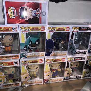 Different Funko Pops! for Sale in Rockville, MD