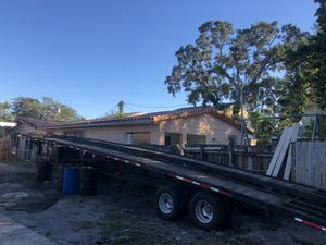 4 Car hauler// trailer de 4 carros for Sale in Miami, FL