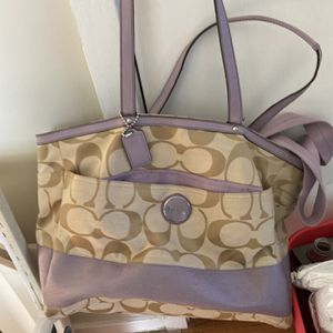 Coach Diaper Bag for Sale in Warrington, PA