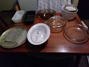 Casserole dishes for Sale in Lorain, OH