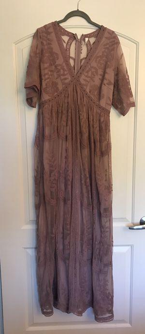 Mauve boho Pink Blush Dress for Sale in Mission Viejo, CA