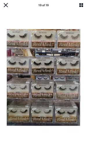 """3D Effect Real Mink Eyelash( 12Styles Available ) """"AURA Luxurious"""" - YOUR PICK !! for Sale in Michigan City, IN"""