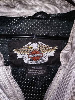 Men's large, textile and mesh HD riding jacket for Sale in Mount Plymouth, FL