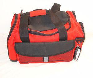 Fishing Professional Tackle Box Bag DuffleMarlboro Adventure Team Gear New for Sale in Warren, MI