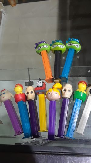 assorted pez dispensers for Sale in Philadelphia, PA